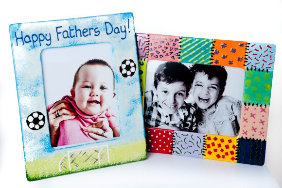 Father's day frames- 2017 promotion
